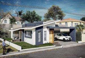 diseño de casa moderno