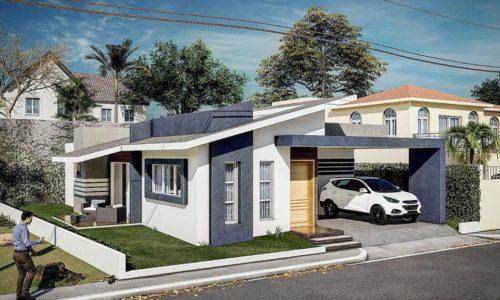 diseño de casas moderno