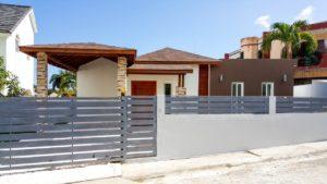 casa en puerto plata con piscina