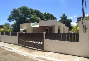 Casas en puerto plata