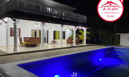 Se Renta Hermosas Villas en Sosúa