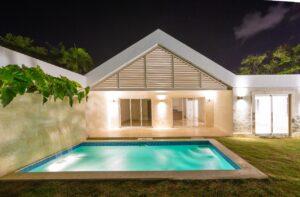 Conjunto de Villas Hermosas y Paradisíacas