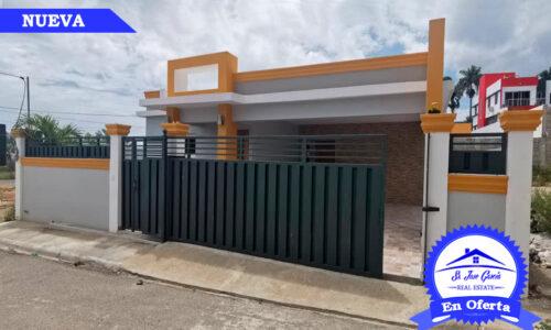 ventas de casas en puerto plata