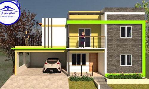 Casas nuevas con financiamiento en puerto plata