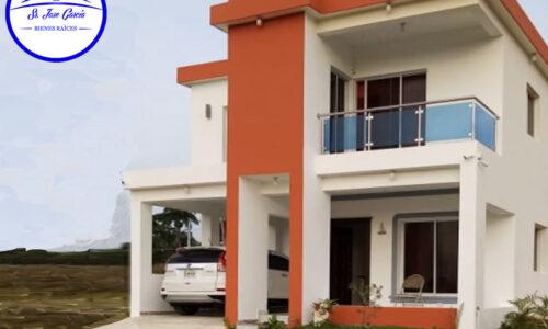 Casas nuevas en puerto plata