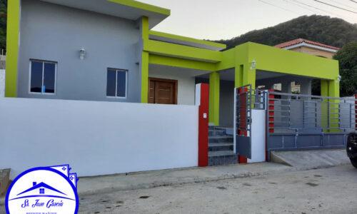 Casas con financiamiento en puerto plata