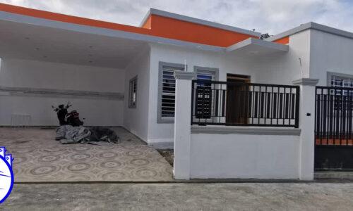 Se VENDE Casa nueva en Puerto Plata