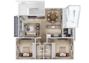 Vendo Apartamentos en Lugar Prestigioso