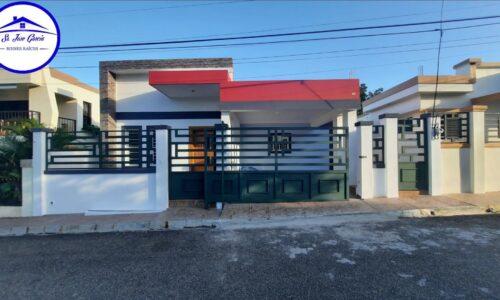 Casa en puerto plata estilo moderno