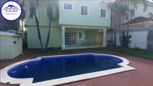 Casa en venta puerto plata con amplia piscina