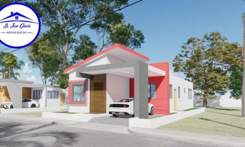 Casa nueva de venta en puerto Plata