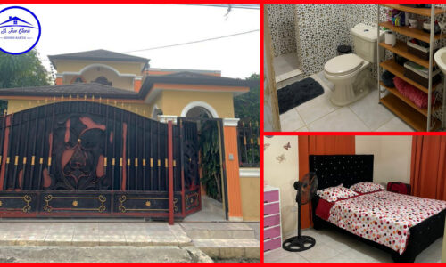 Casa en venta Puerto Plata Zona Residencial