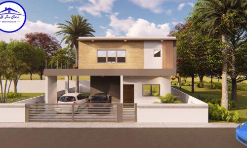 Casas modernas en puerto plata republica dominicana