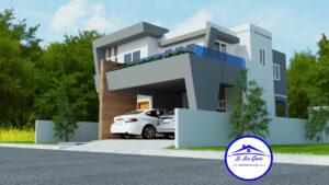 Casa en Venta con Piscina Puerto Plata RD
