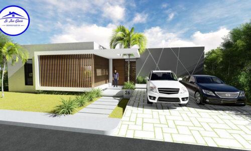 Villas en venta a Buen Precio Sosúa Puerto Plata RD