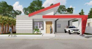 Proyecto de casa en puerto plata